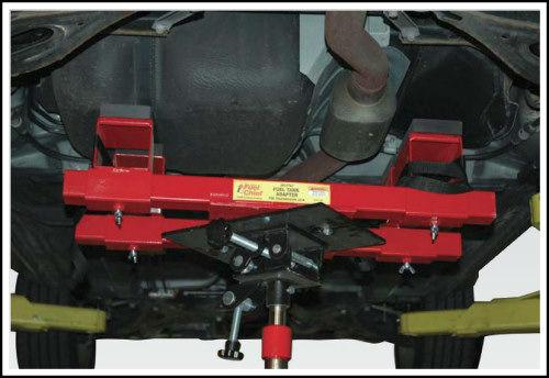 Transmission Jack Accessory Fuel Tank Adapter Universal